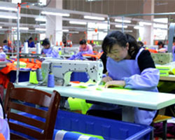 Safetymaster safety vests manufacturing process
