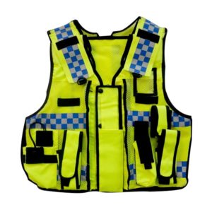 Safetymaster multi pocket fluorescent safety vests