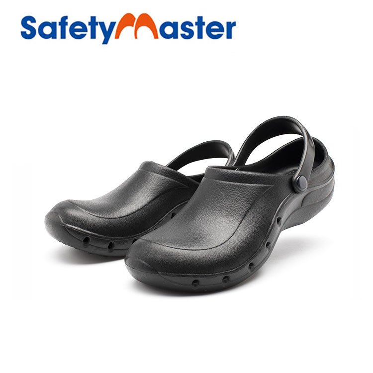 Kitchen Shoes Waterproof Anti Oil Slip