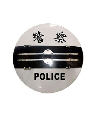 Round-Anti-Riot-Shield-with-Electric-Shock
