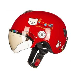 Safetymaster Motorcycle Helmets for Kids SMMH-026