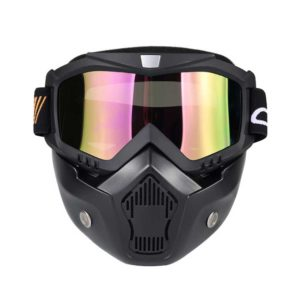 Safetymaster Motorcycle Helmet SMMH-008