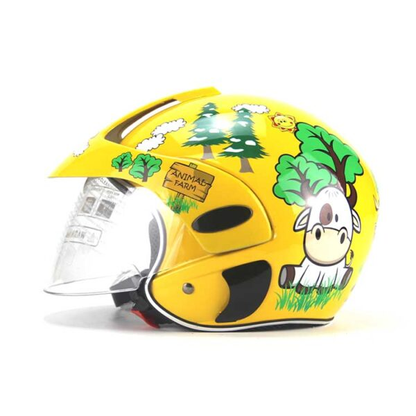 Safetymaster Motorcycle Helmets for Kids SMMH-027