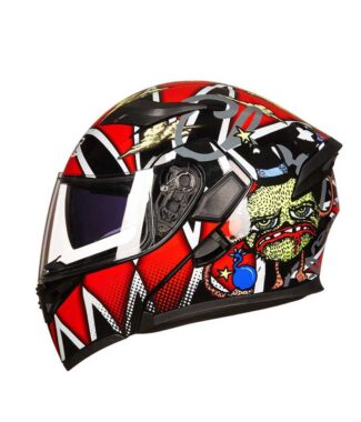 Safetymaster Motorcycle Helmet SMMH-007