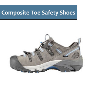composite toe Safety Shoes Manufacturer
