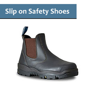 Slip on Safety Shoes Manufacturer