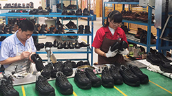 Safety Shoes Producing Line